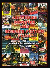 Detlef Claus: Asiatische Monster & SF-Filme