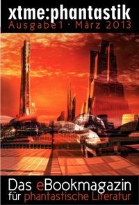 xtme:phantastik-Cover von Lothar Bauer