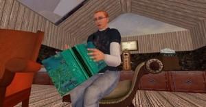 "Lesungsbericht: Steve Hogan, ""Steampunk-Saga 1"""