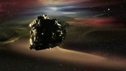 Filmbild: Das Raumschiff