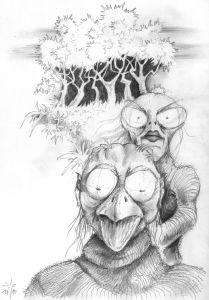 Blei-Waldmenschen
