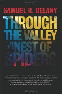 cover - delany - through the valley of the nest of spiders