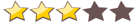 Wertung-3-Sterne
