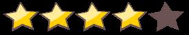 Wertung-4-Sterne