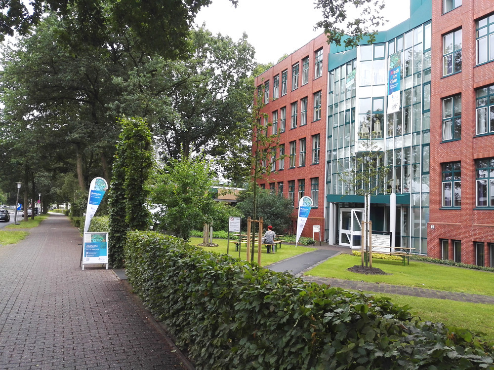 Die Location: Das MAZ des Klinikum Oldenburg